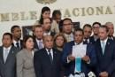 ¡ Rebelión en la Granja ! Diputados leonelistas rechazan reforma constituiconal