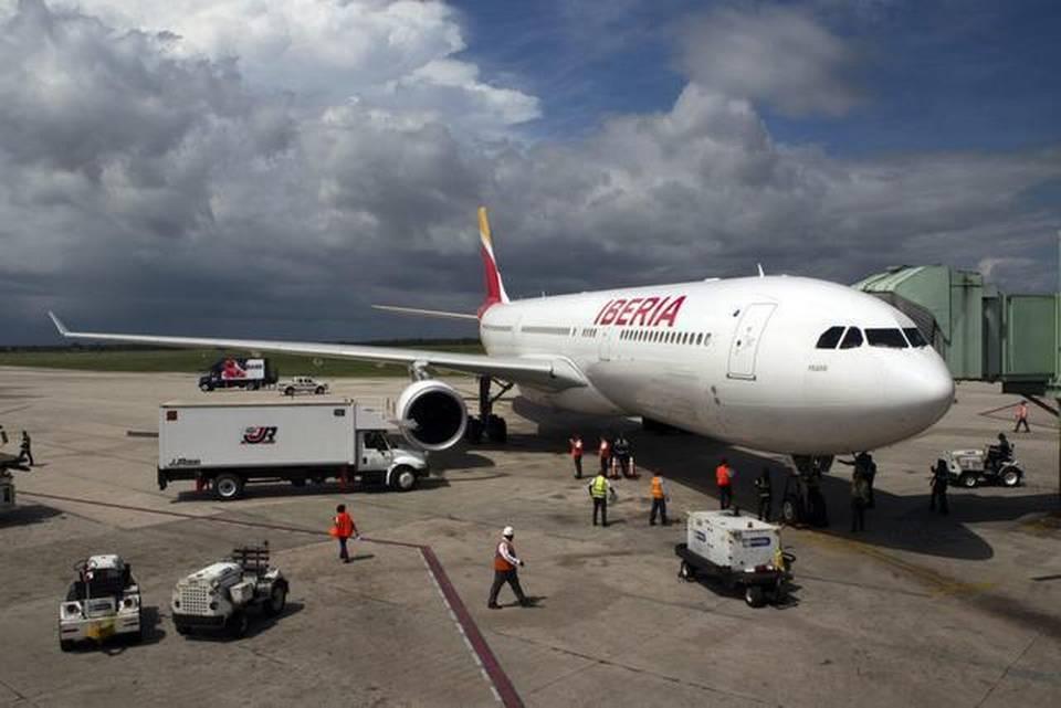 Iberia inicia vuelos diarios a Santo Domingo