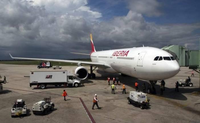 Iberia reanuda este lunes sus vuelos a La Habana