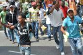 """Limpiavidrios quieren seguir """"buscándose el moro""""  en las calles"""