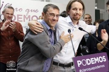 Pablo Iglesias anuncia la dimisión de Monedero de Podemos
