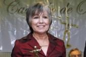 Margarita cordero fue seleccionada ganadora del Premio de Periodismo