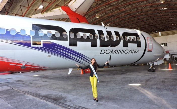 PAWA Dominicana volará como linea bandera a distintos países de la región