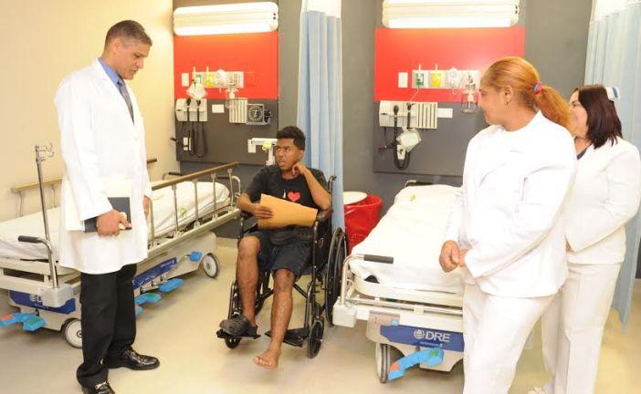 Hospital Darío Contreras  ya inició los servicios en área de emergencia