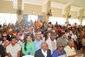 Conmemoran 127 aniversarios fiesta del Espíritu Santo en Villa Mella