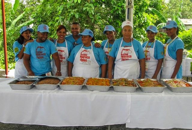 Vuelve el Segundo Festival del Marisco Ripiao de Sánchez