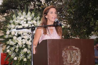 Diputados rinden homenaje al coronel Fernández Domínguez en el 50 aniversario de su caída en combate