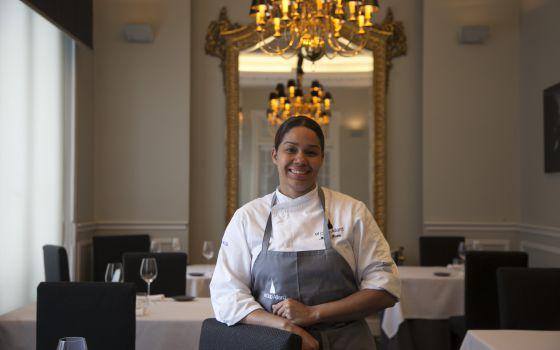 La dominicana María Marte, Premio Nacional de España al Mejor Jefe de Cocina