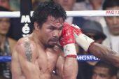 Confirman la  lesión de Pacquiao; estará un año sin boxear