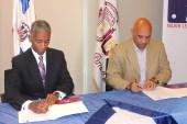 UNEV y MLB firman acuerdo para educar peloteros