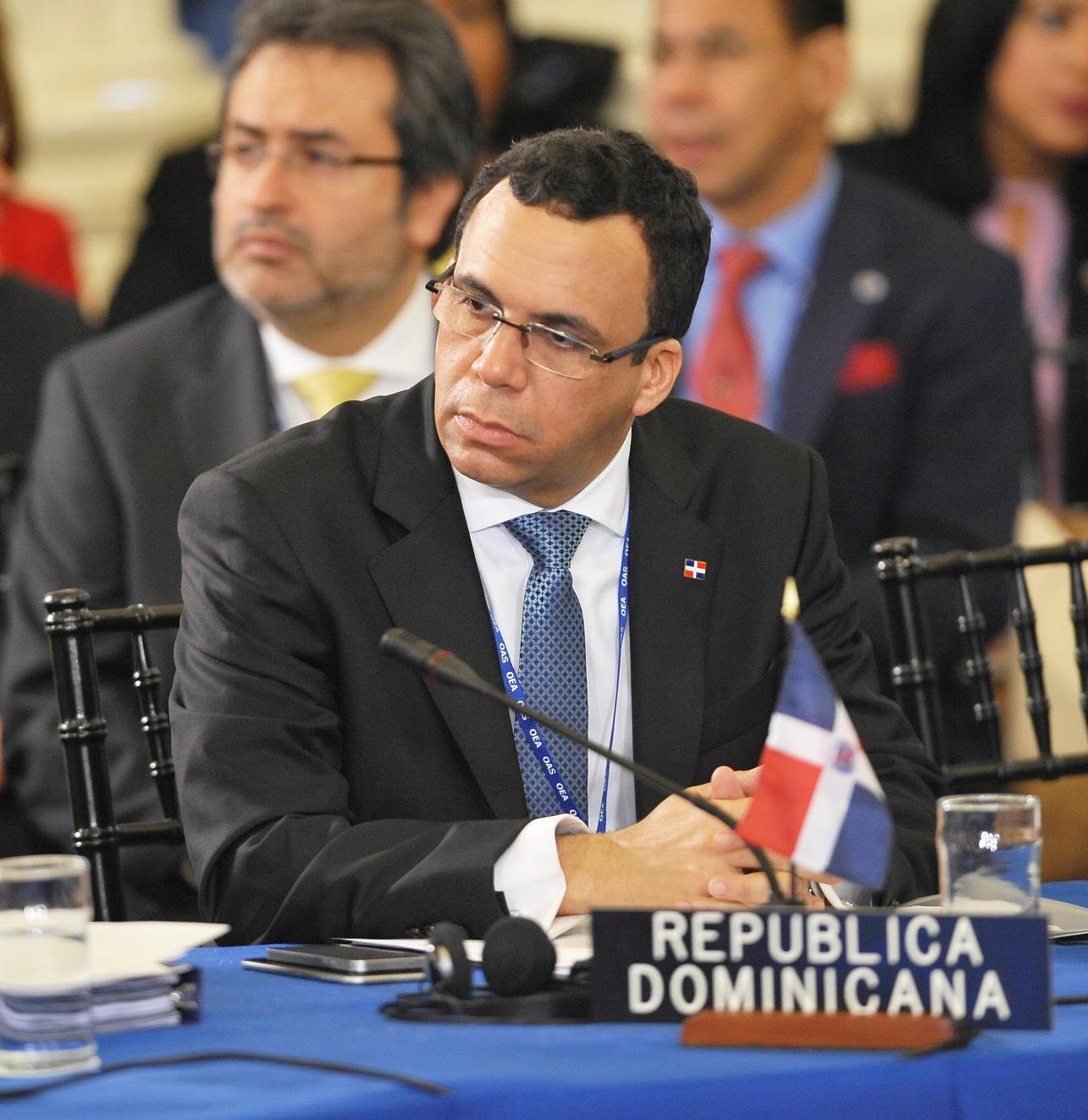 RD será  la sede de reunión de la OEA en 2016