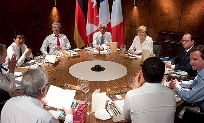 Los G7 preocupados por la expansión de Rusia