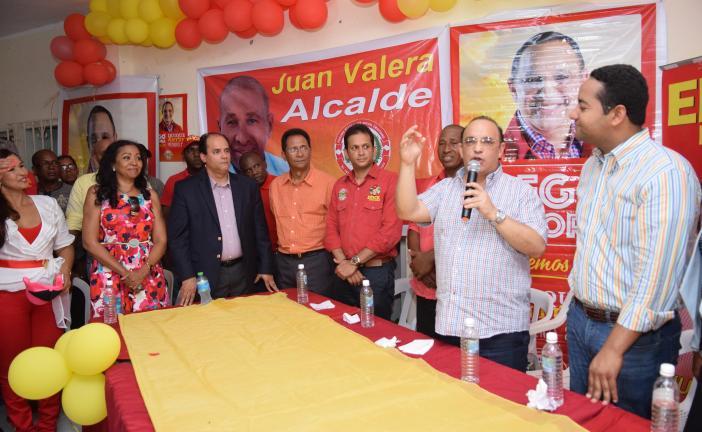 """Quique: """"El PRSC tiene compromiso sagrado con la juventud dominicana"""""""