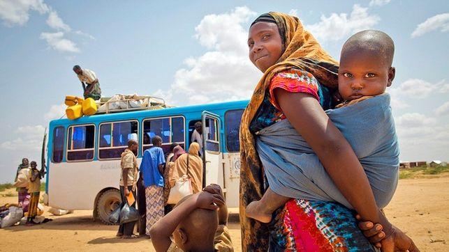 ACNUR: Cada día más refugiados en el mundo y menos recursos para ayudarlos