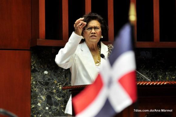 Defensora del Pueblo presenta rendición de  cuentas y estado financiero 2014-2015
