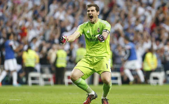 """Iker Casillas: """"Espero que me recuerden por ser buena persona"""""""