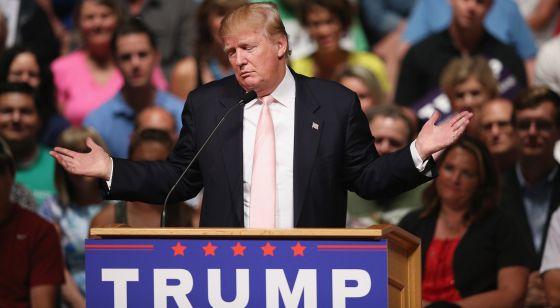 Donald Trump encabeza las encuestas republicanas