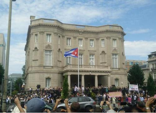 Más del 50 % de los norteamericanos apoya las relaciones diplomáticas con Cuba