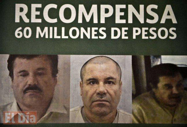 """Buscan al """"Chapo Guzmán"""" en la República Dominicana"""