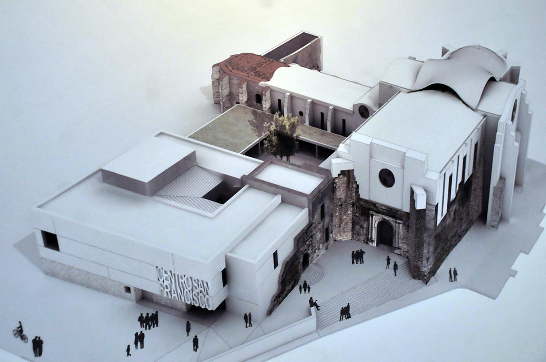 Turismo confirma proyecto Ruinas de San Francisco  está en fase de consenso