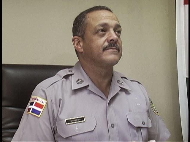 Así es el nuevo Jefe de la Policía Nacional