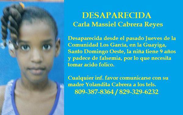 Aparece el Rolex de Díaz Rúa pero Carla Massiel sigue desaparecida…