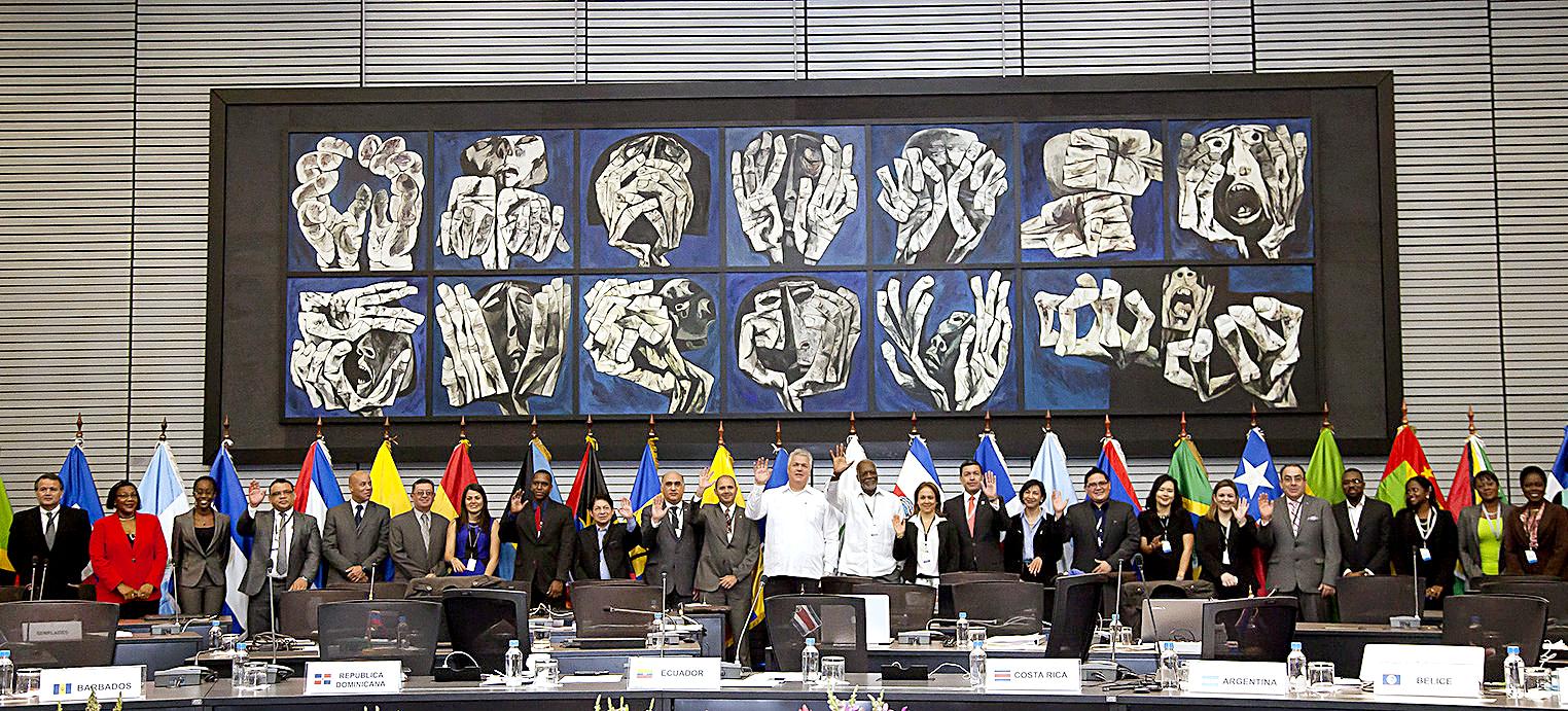 Leonel fue electo para presidir fundación Unión Europea-Celac