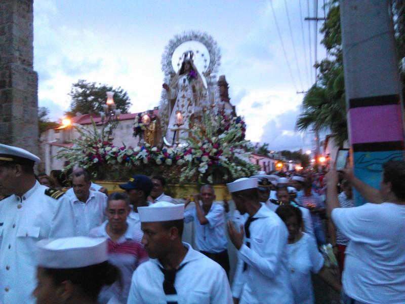 Sacerdotes criticaron al Gobierno durante celebración Día de Las Mercedes