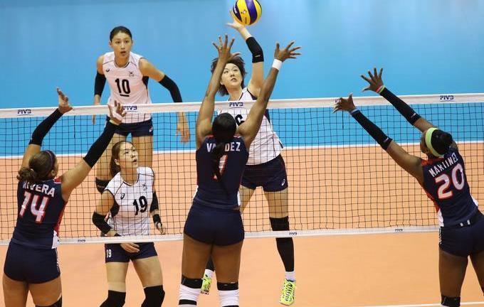 RD cae ante Korea en Mundial de Voleibol