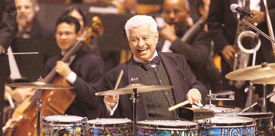 Rendirán tributo a Tito Puente en Nueva York