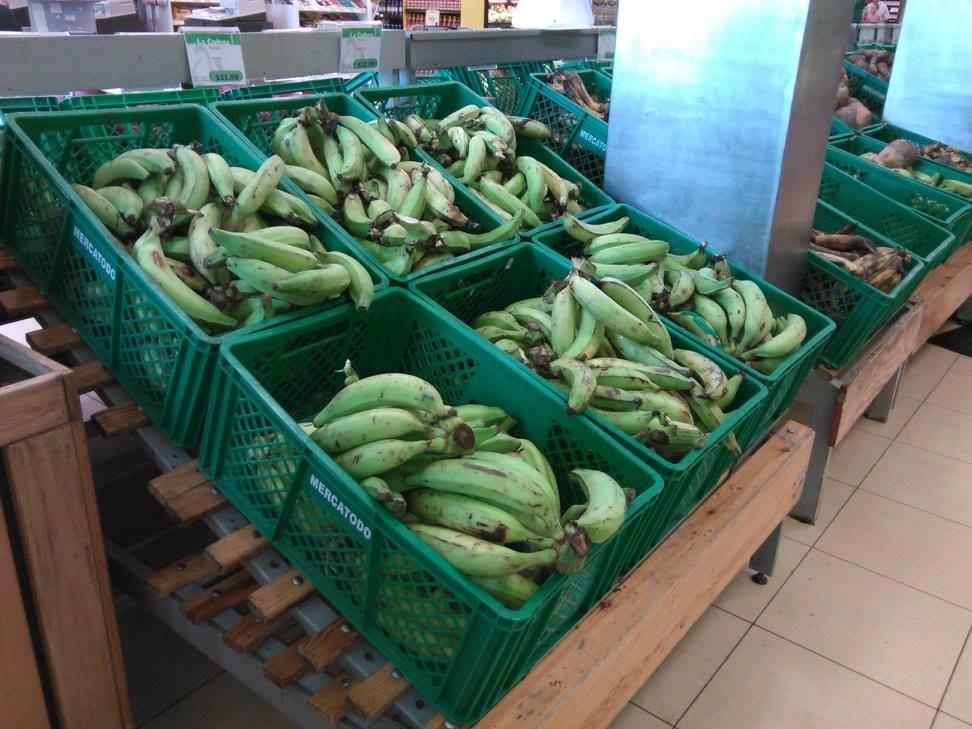 El Gobierno impedirá que los plátanos suban a 30 pesos por unidad