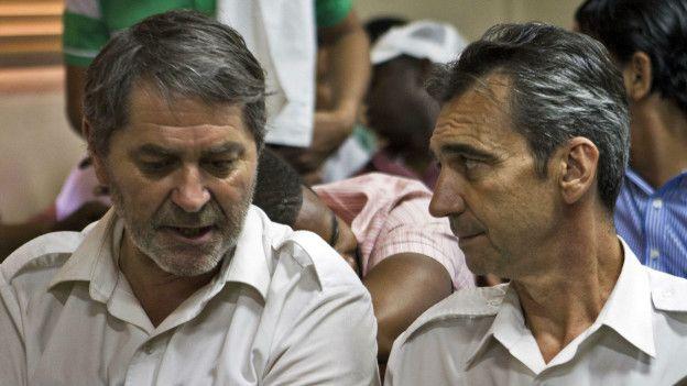 """Air Cocaine"",  nombre cinematográfico a la huida de dos pilotos franceses"