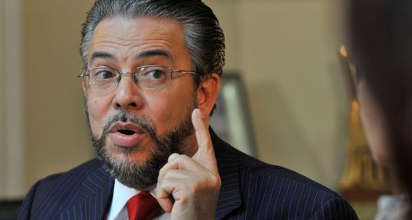 Organizaciones proclamarán a Guillermo Moreno como candidato presidencial