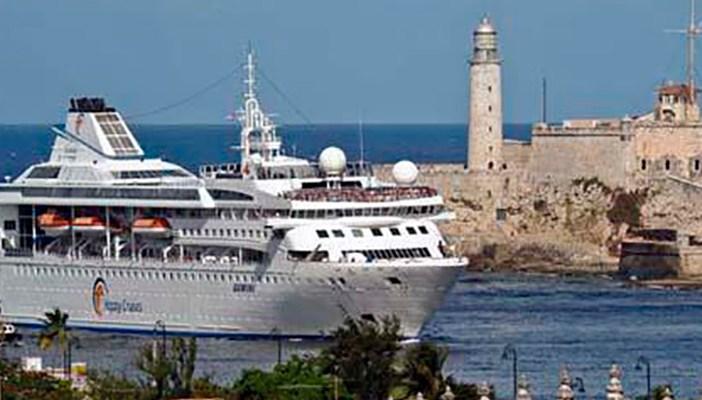 Más de 20 mil cruceristas han visitado Cuba en el 2015