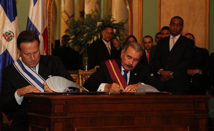 Panamá y RD firman acuerdos de seguridad y turismo