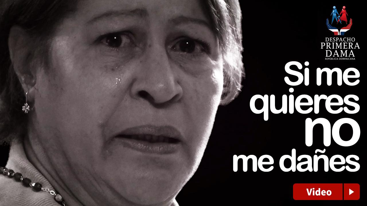 Despacho de la Primera Dama lanza campaña contra violencia de género