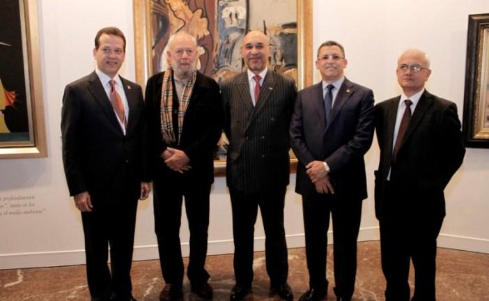 El arte dominicano triunfa en el Instituto Cervantes