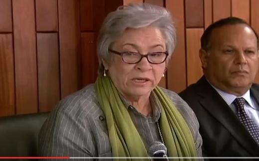 Ministra SP acusa al personal de salud de las  muertes por dengue