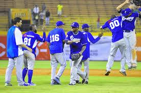 Con el agua al cuello los Tigres del  Licey vencen a las Águilas en Santiago