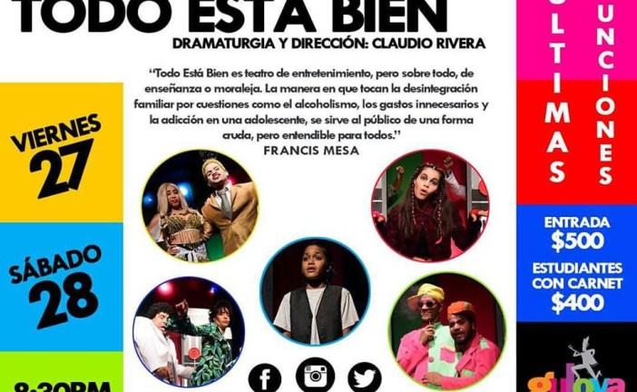 Fin de semana Black Friday  en el Teatro Guloya