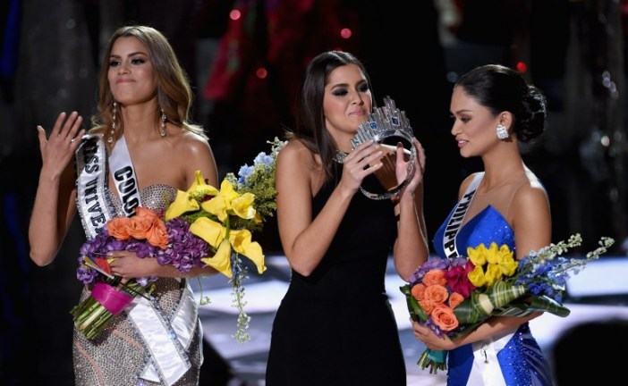 ¡Tremendo tollo! Ridículo final de Miss Universo 2015