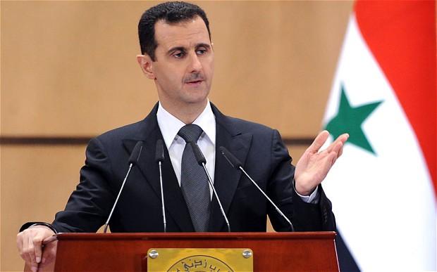 La oposición dispuesta a negociar con Bashar-Asad