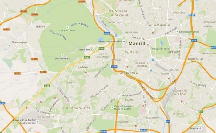 Google anuncia que los mapas ya funcionan sin conexión a Internet en su última actualización