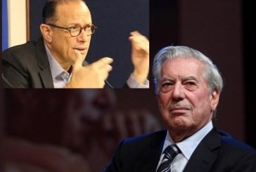 Gobierno rechaza premio a Vargas Llosa. Ministro Cultura le tira la canana al Jurado