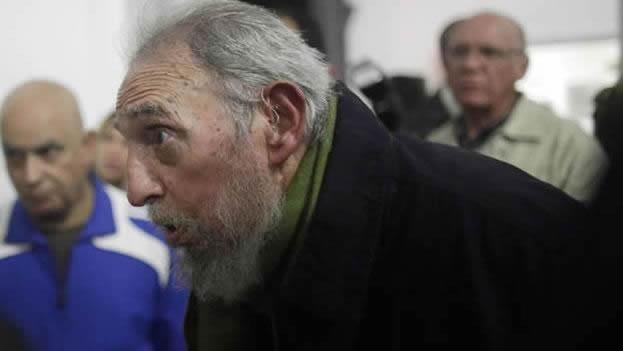 Fidel es elegido delegado a VII Congreso del Partido Comunista