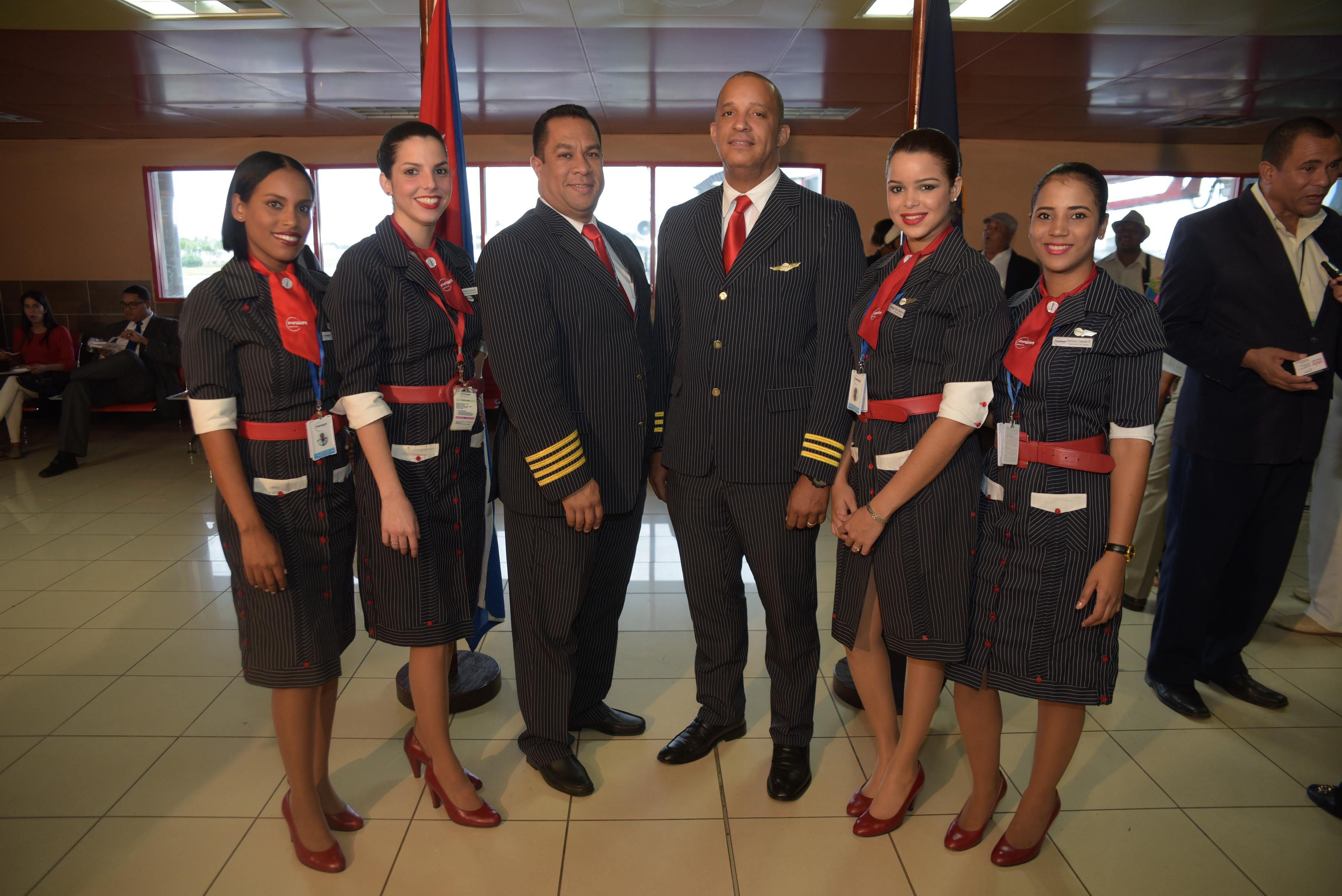 Pawa Dominicana inaugura vuelo a La Habana