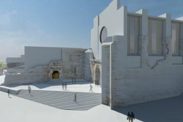 La Unesco rechaza el proyecto de rescate de las Ruinas de San Francisco