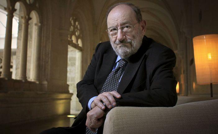 "Fallece Umberto Eco, ""El nombre de la rosa"""