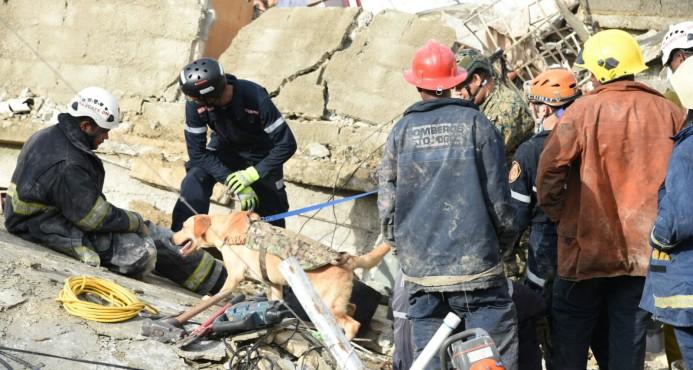 Fallece víctima de explosión de envasadora de gas