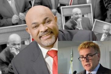 """Suspenden al """"Cocodrilo"""" por 15 días  por insultar a embajador Brewster"""